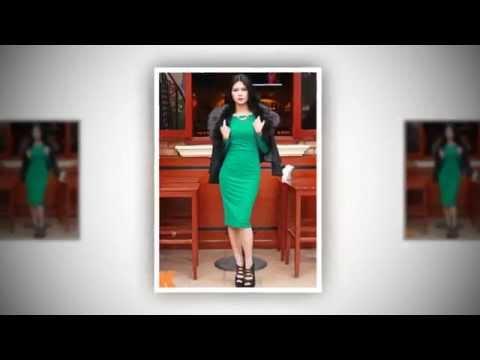 Đầm dạ hội - Thời trang Delight