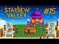Stardew Valley #15 Праздник Луау и трусишки мэра