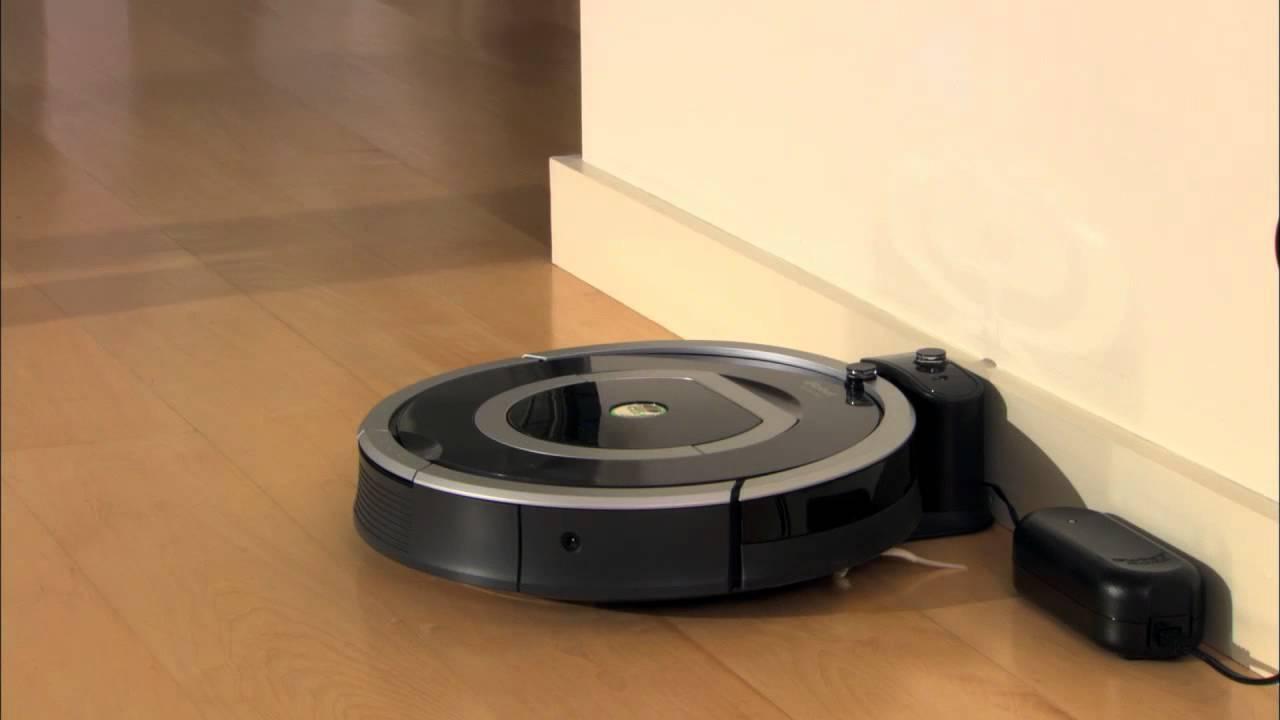 Robot Vacuum Cleaner.