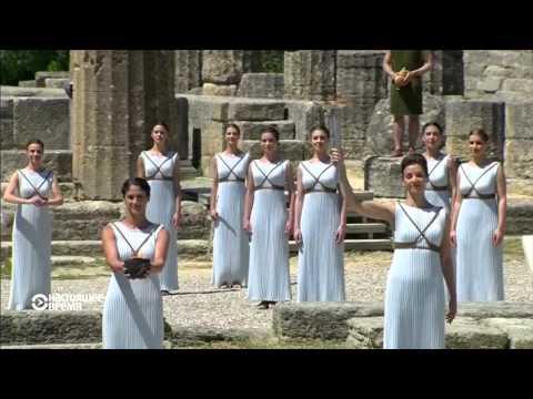 Пик Трон Зевса, гора Олимп, Греция
