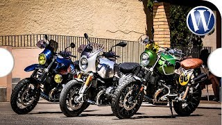 Custombike-Show 2017 // Wunderlich // Classic by Wunderlich // Jens Kuck