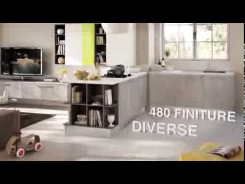 Design, qualità, funzionalità - Cucine Lube Rimini - YouTube