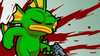 Nuclear Throne: Fish breaks the Game