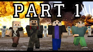 MINECRAFT Doctor Who - The Answer to Death part 1