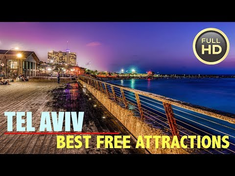Tel Aviv on Budget - Free Best Attractions, Cycling and Cheap Food