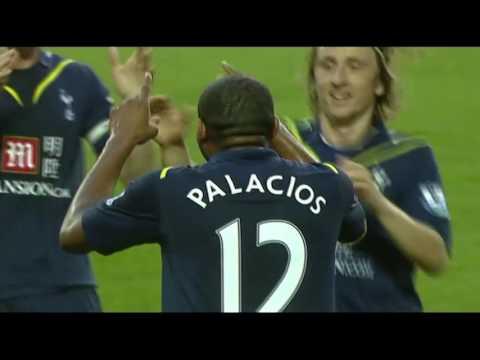 Wilson Palacios seleccionado como mejor gol latino de la historia del Tottenham