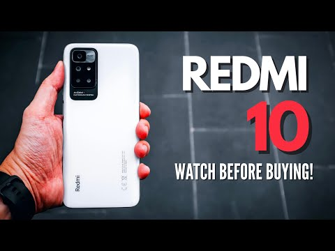 Xiaomi Redmi 10 Unboxing & Full Review: Everything You Need To Know After 1 Week!