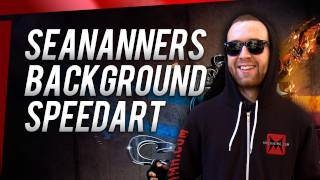 Seananners | Background Speedart! Thumbnail