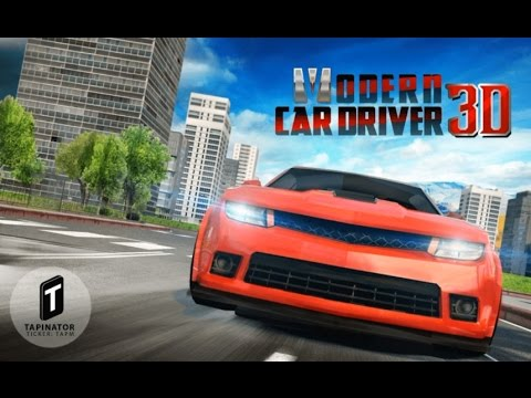 Modern Car Driver 3D - Android Gameplay HD