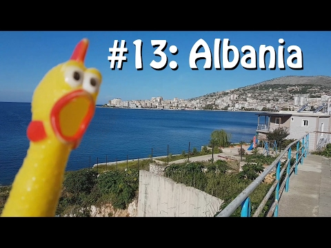 Kokot Travel #13: Albania koko trip to Sarada Blue Eye and some old dunno
