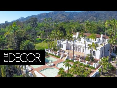 "Step Inside the Stunning Mansion from ""Scarface"" 