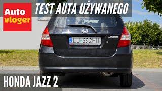 Honda Jazz 2 - test auta używanego