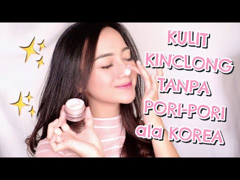 REVIEW + DEMO - MELTMORE PORE REMOVAL DUAL PRIMER [ENG SUB]