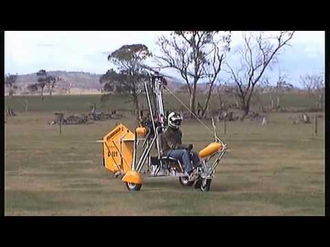 Tunbridge Gyrocopters & RAF 2000 1999