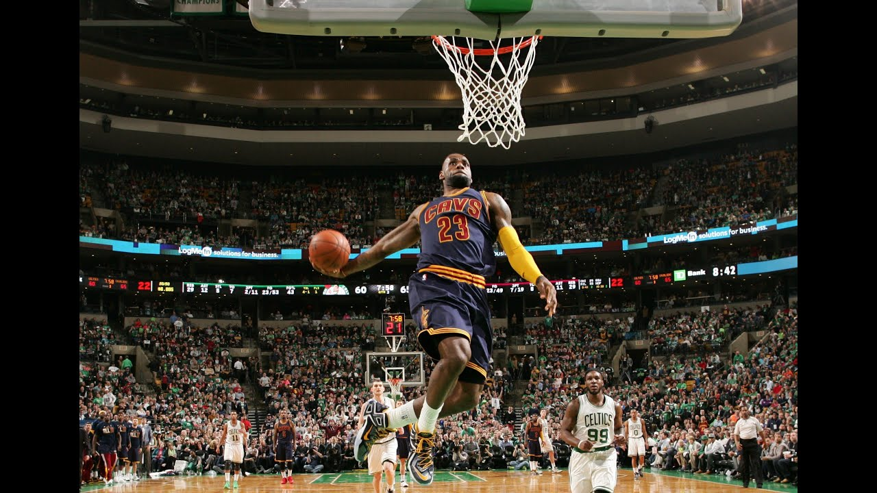 The 5 Best in-Game NBA Dunks of All Time | Bleacher Report ...