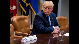 Trump Spent 'Much' of Saturday 'Watching Old TV Clips of Him' Slamming Obama on Shutdown