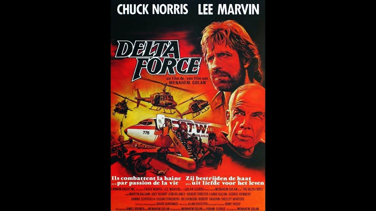 Bande Annonce VF Delta Force (1985) Cannon Film