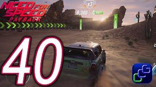 NEED FOR SPEED Payback PC 4K Walkthrough   Part 40   Speedcross Solar Bash  Liberty Blitz  Providenc