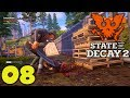 STATE OF DECAY 2 (FR) - 08 - NOUVELLE BASE + LEADER ! | XBOX ONE X