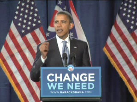 Barack Obama on Small Business Loans: Toledo, Ohio