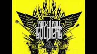 Rock N' Roll Soldiers - Flag Song (with lyrics)