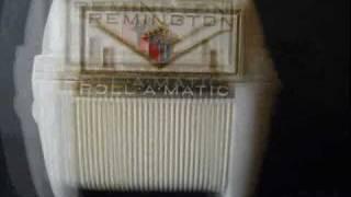 Frank Zappa Remington shaver radio spot