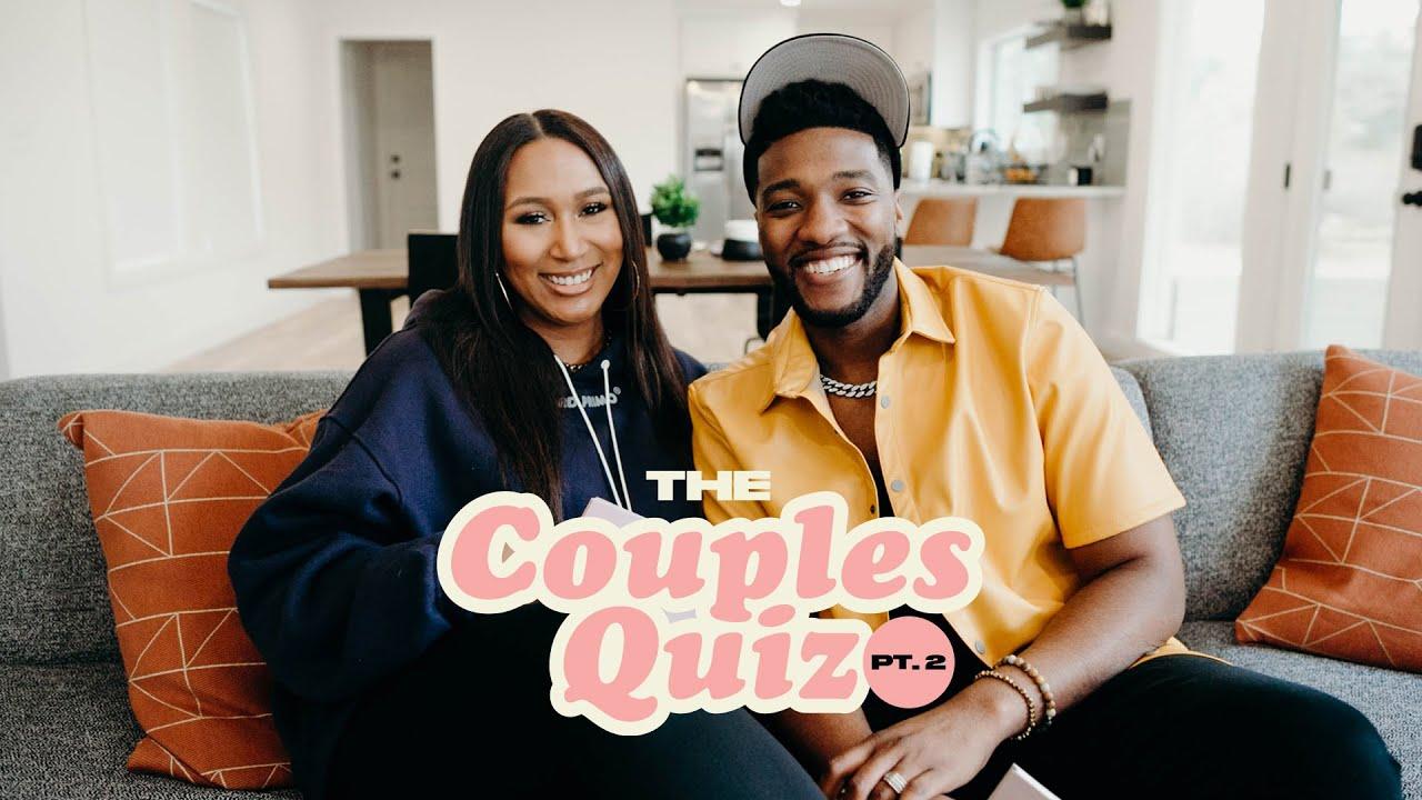 COUPLES QUIZ PART 2 | Represent TV