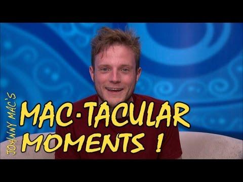 Big Brother - Johnny's Most Mac-Tacular Moments