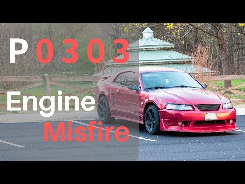 How To: FIX 1999-2004 Ford Mustang V6 Engine Misfire - P0303 Cylinder 3 Misfire