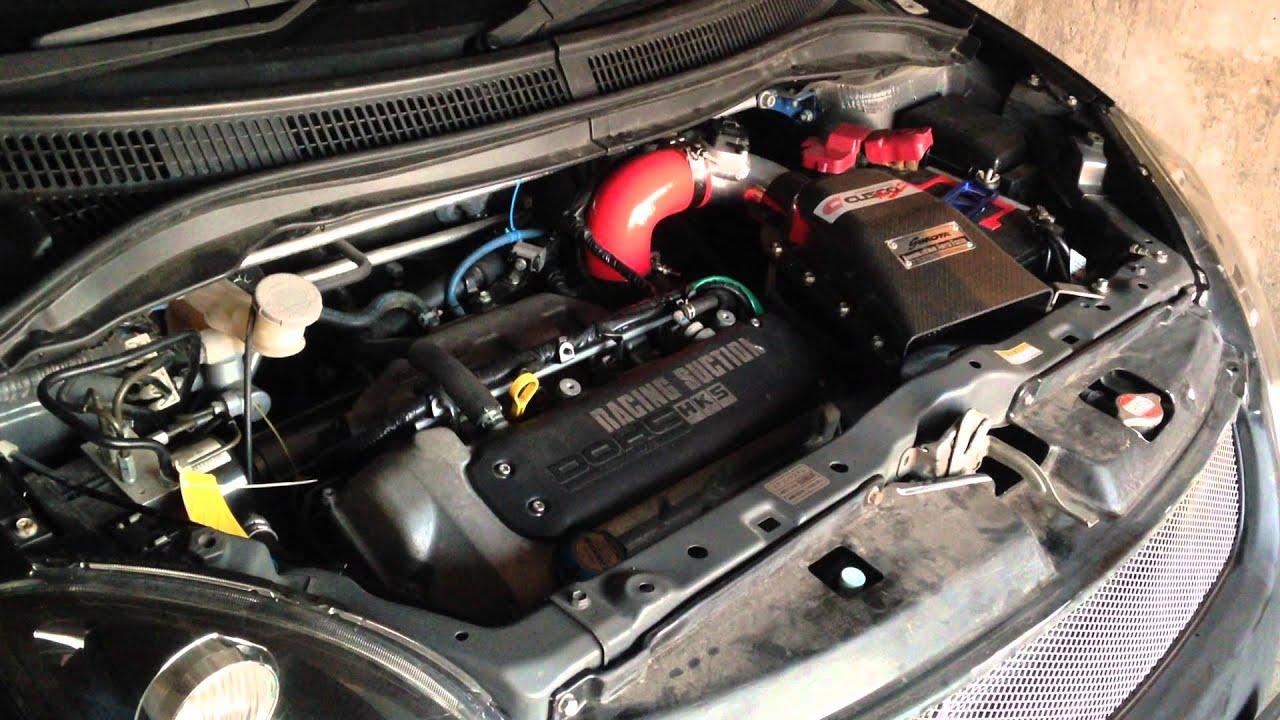 Suzuki Swift Sport Supercharger