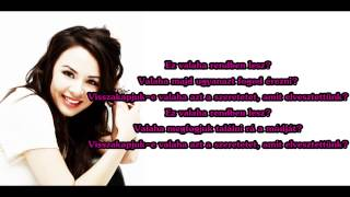 Janel Parrish-Be Alright Magyar