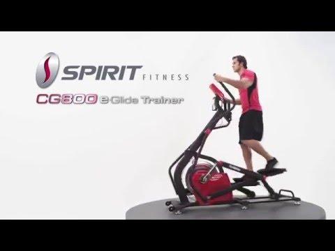 Spirit CG800 EGlide Trainer Profile
