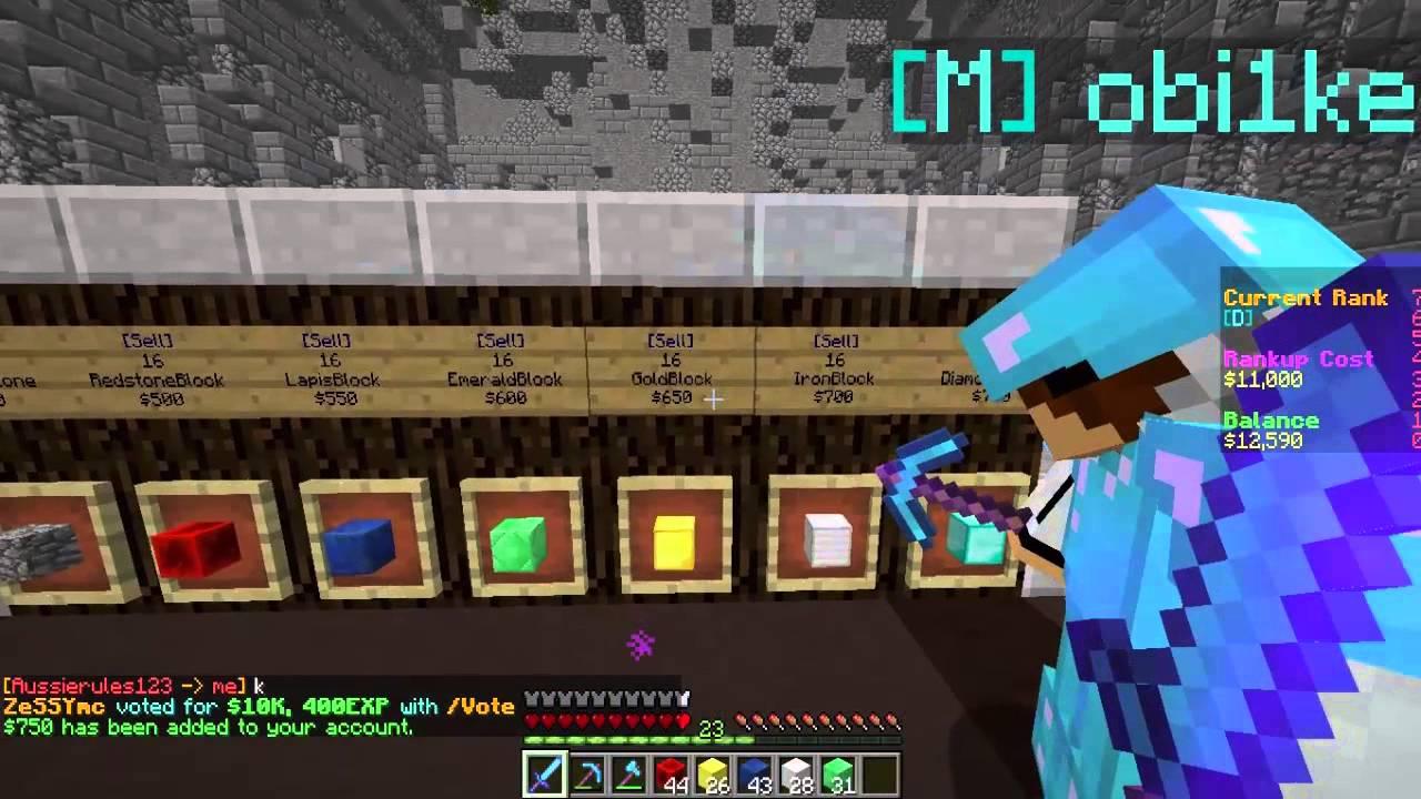 Minecraft Prison Escape 1 Plot Ideas W Bluemcgames