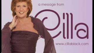 September 2009 message from CILLA BLACK about her EMI CD/DVD set + club remixes album