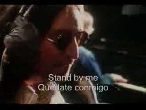 Stand By Me John Lennon Subtitulado Youtube
