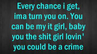Jason Derulo - It Girl  lyrics