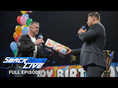 WWE SmackDown LIVE Full Episode, 15 January 2019