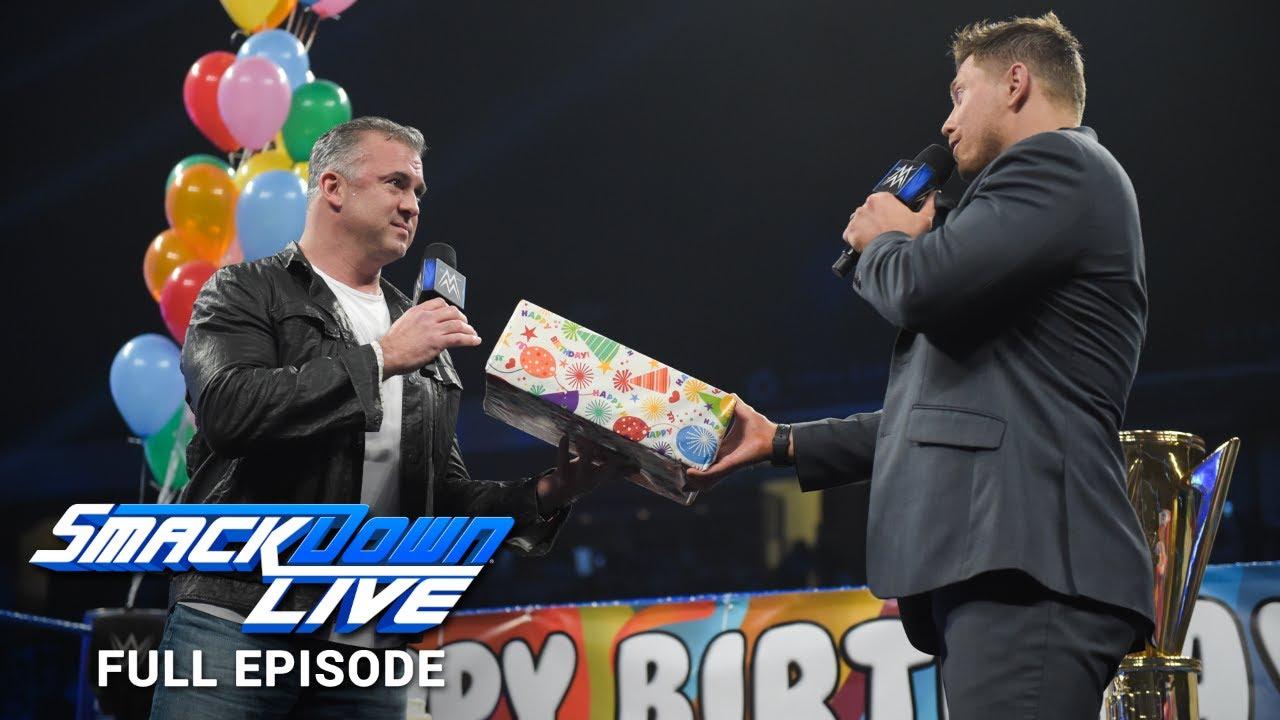 WWE SmackDown LIVE Full Episode, 15 January 2019