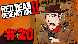 Sips Plays Red Dead Redemption 2 (7/11/18) #20 - Micah The Troublemaker