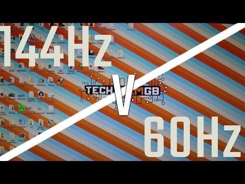 Jak sprawdzić ile Hz ma monitor (TEST MONITORA)