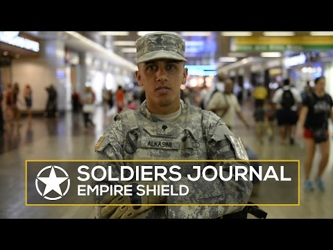 Soldiers Journal: Empire Shield