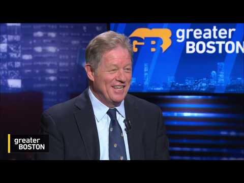 Jimmy Tingle Hosts A Show For The Mayflower II