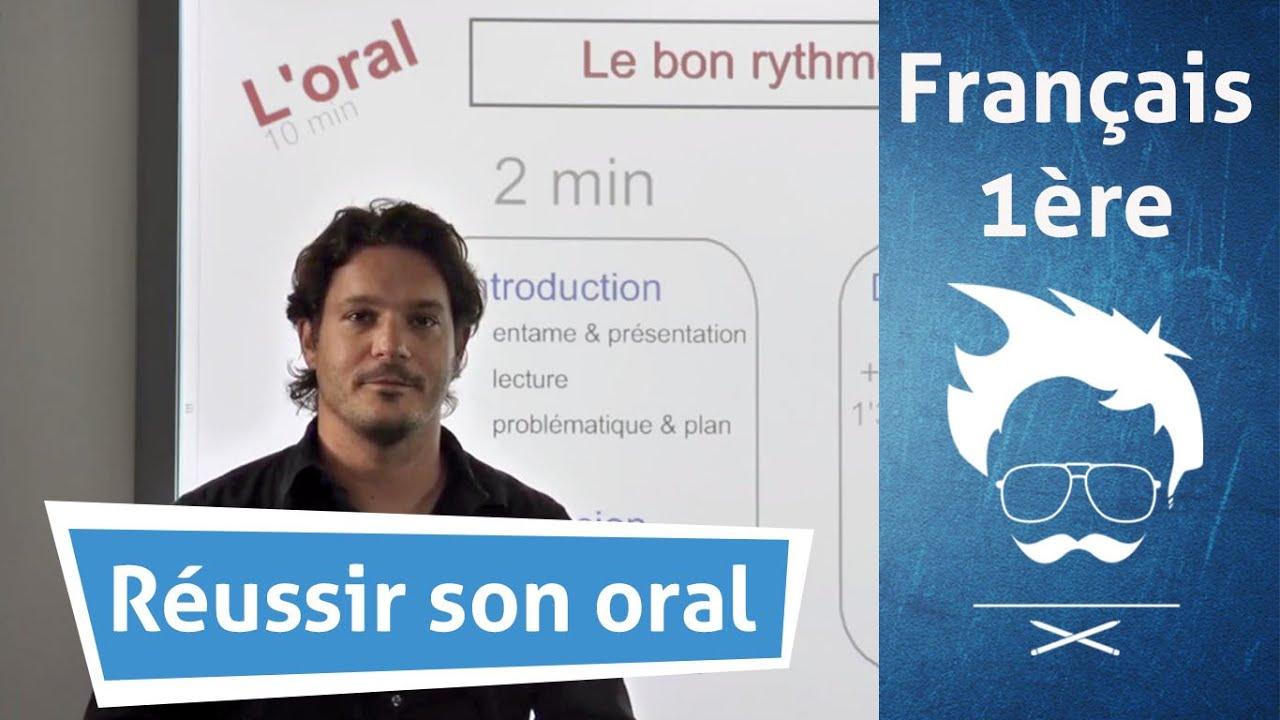 Bac De Francais Oral 112