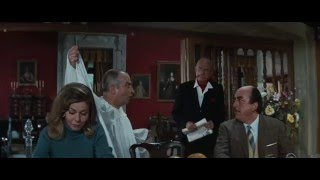Louis de Funès: Fantômas contre Scotland-Yard (1967) -  Lord MacRashley est pendu dans ma chambre