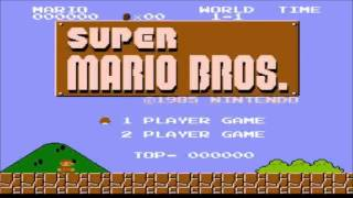 Super Mario Bros. main theme - Punk version