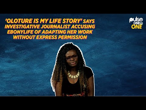 Download 'Oloture' is my life story, Tobore Ovuorie reveals | Pulse One on One