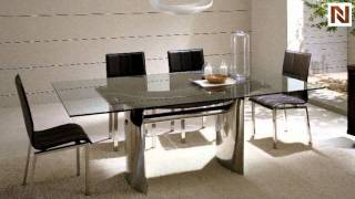 Waves Collection - Modern Luxury Dining Table Vgerxwaves