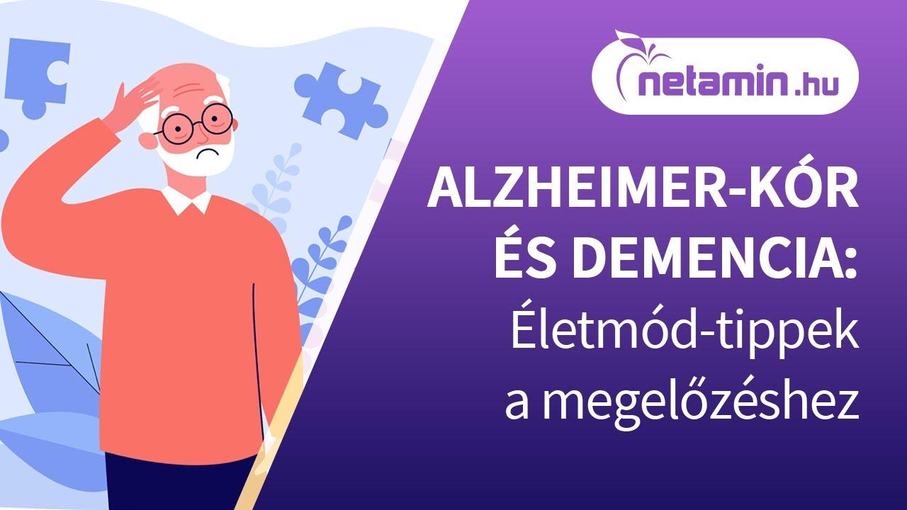 étrend demencia ellen