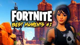 FORTNITE BEST OF MOMENT #1