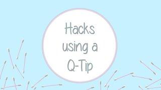 4 جمال الخارقة استخدام Q-Tip - الحياة الخارقة - Glamrs